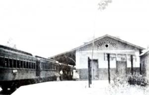 Estação de Paracambi, RJ