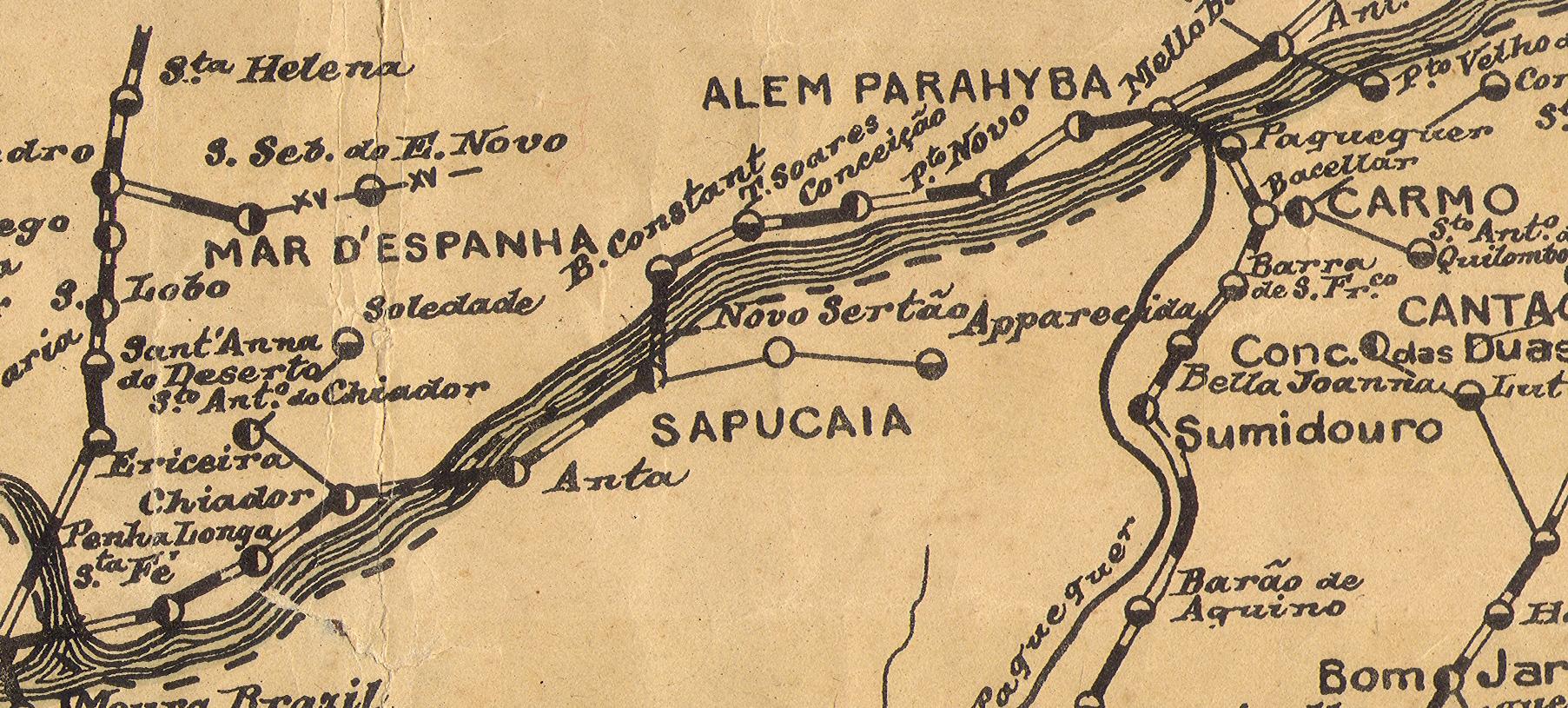 sapucaia-mapa-postal-de-1928