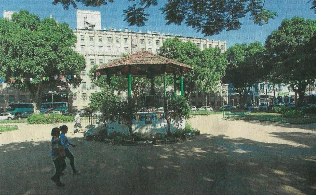 Praça da Harmonia