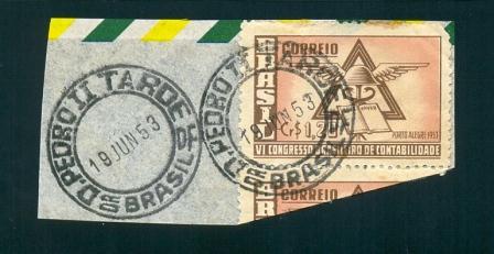 Ag. Dom Pedro II - DF - 1932