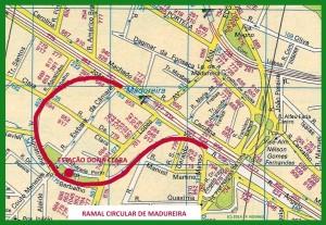 FER 5. Ramal Circular de Madureira