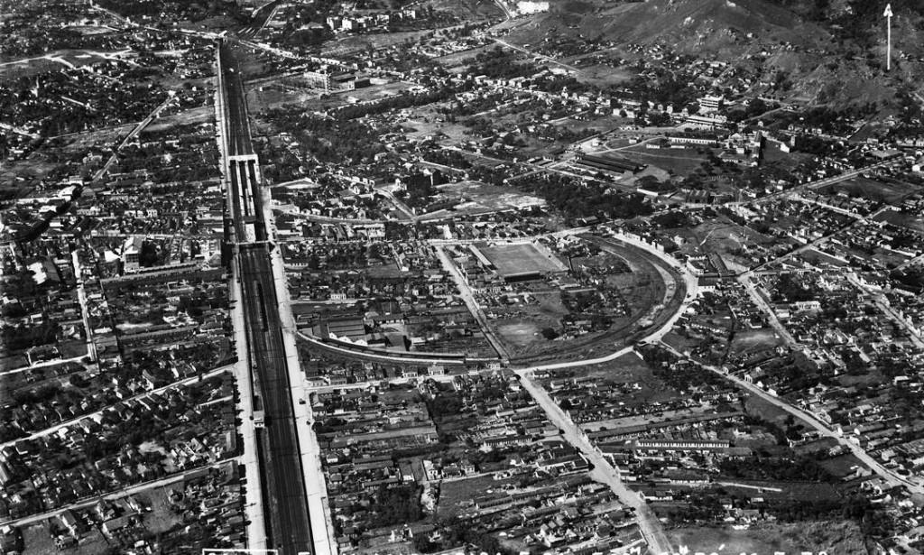 Ramal Circular de Madureira em 1938