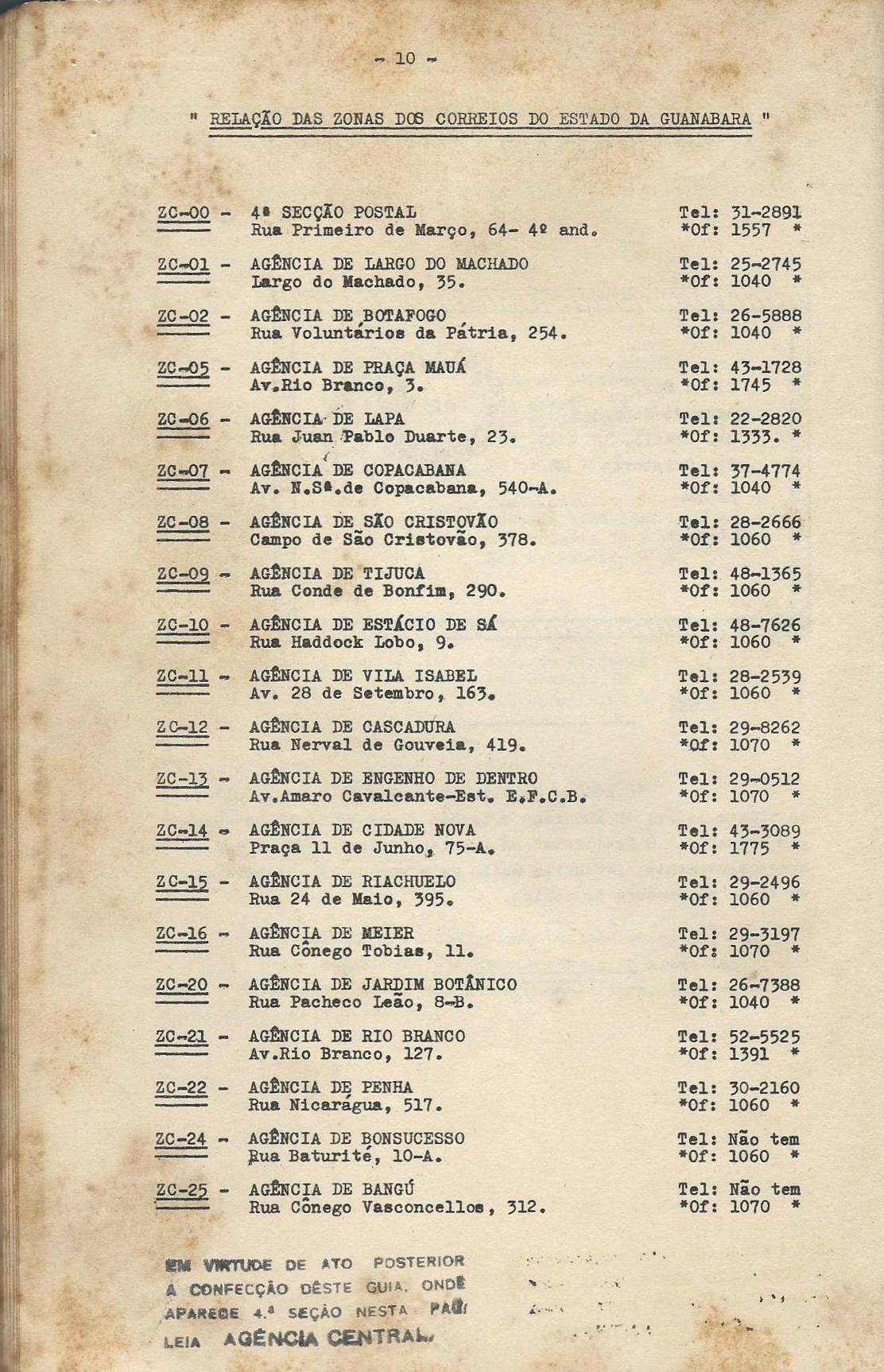 agencia-central-1963